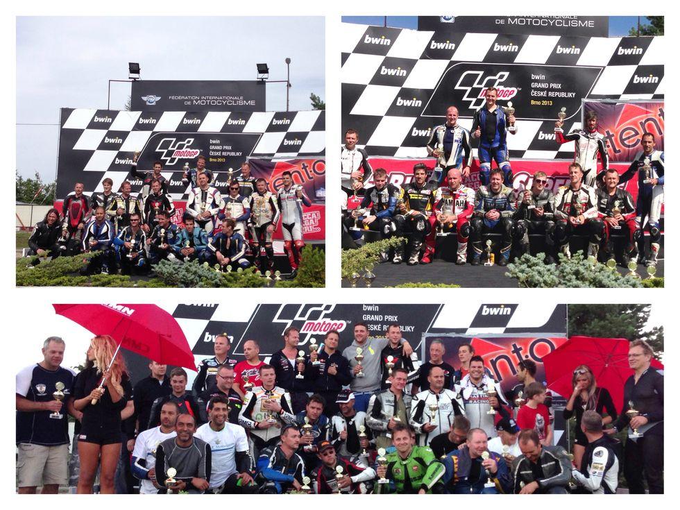 ERC 2013: Brno, atto finale