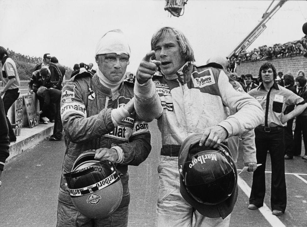 """Lauda: io e Hunt ai tempi di """"Rush"""""""