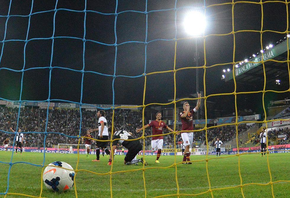 Totti-Roma: rinnovo fino al 2016