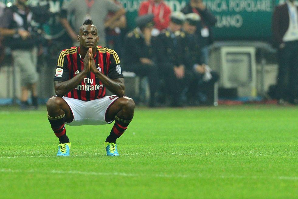 Salvate Mario (ma il Milan rinuncia al ricorso...)