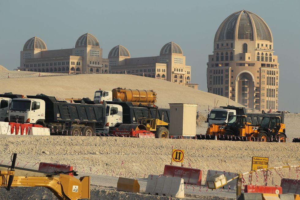 Sangue e orrore sui mondiali di Calcio in Qatar