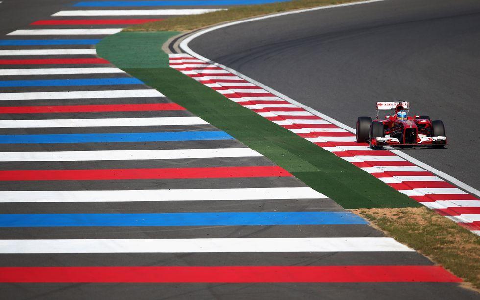 F1, Gp Corea: quote, anticipazioni, orari e precedenti
