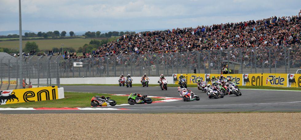 Magny Cours, la Superbike ritorna in Europa