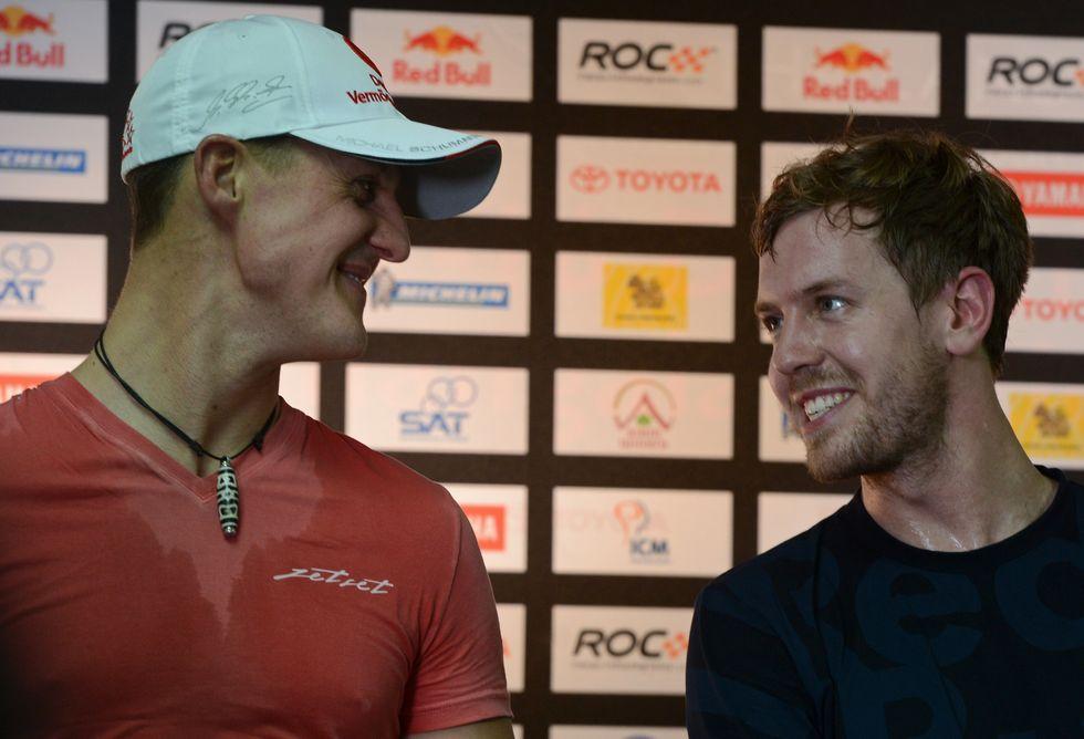 Vettel e Schumacher, chi è stato il più grande?
