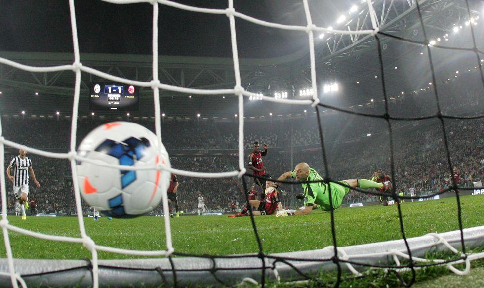 Calcio: tutti i gol della 7^ giornata