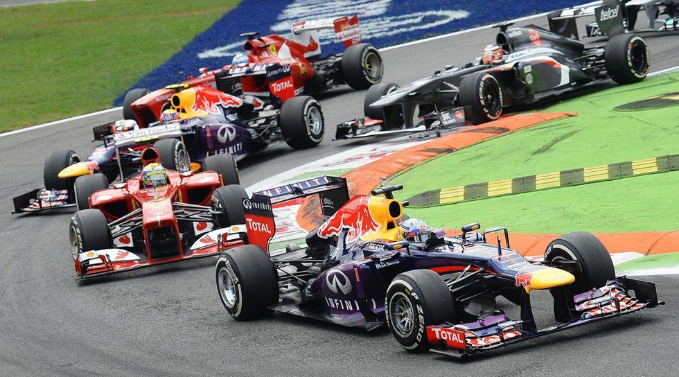 """Zanardi: """"Red Bull favorita anche nel 2014"""""""