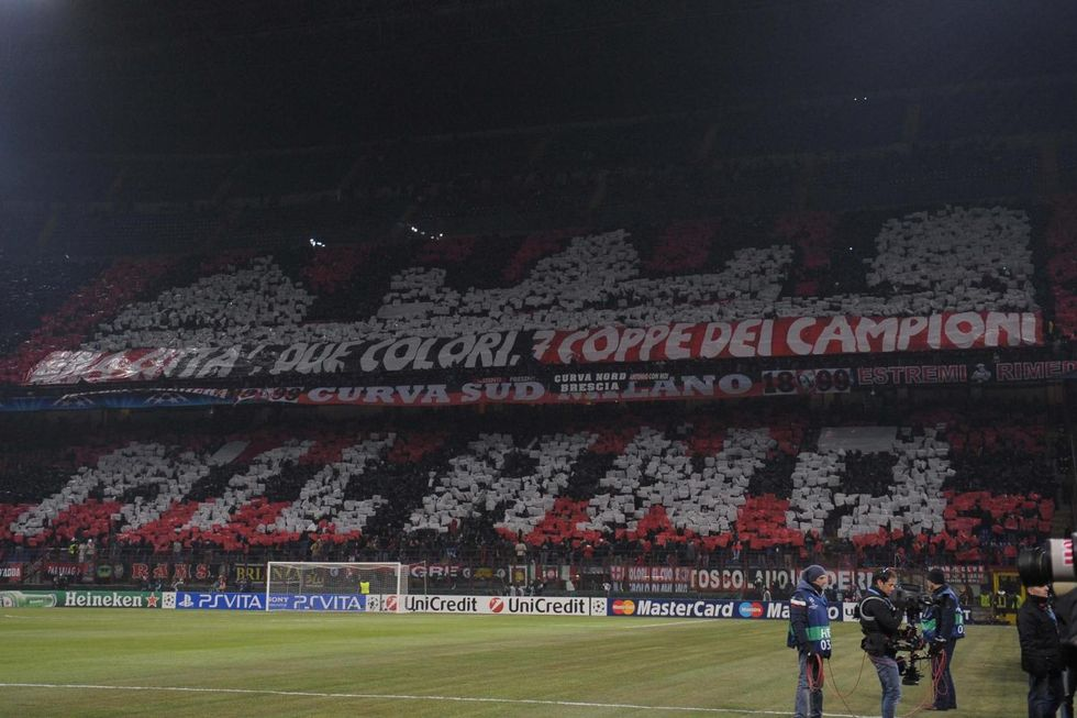 Milan-choc: San Siro chiuso per razzismo