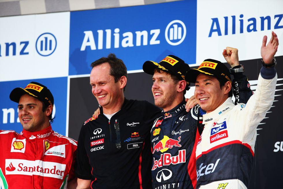 F1, Gp Giappone: quote, anticipazioni, orari e precedenti