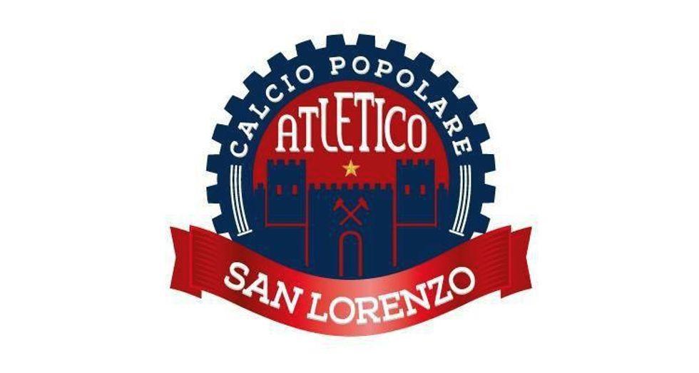 """Il """"calcio popolare"""" dell'Atletico San Lorenzo"""