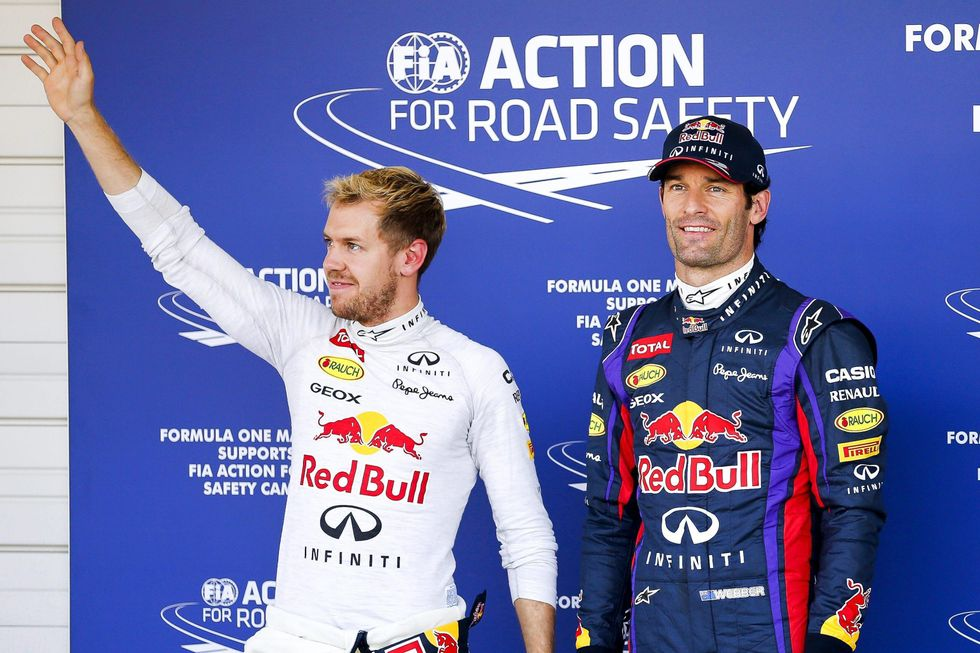 Formula 1: Gp Giappone - le pagelle