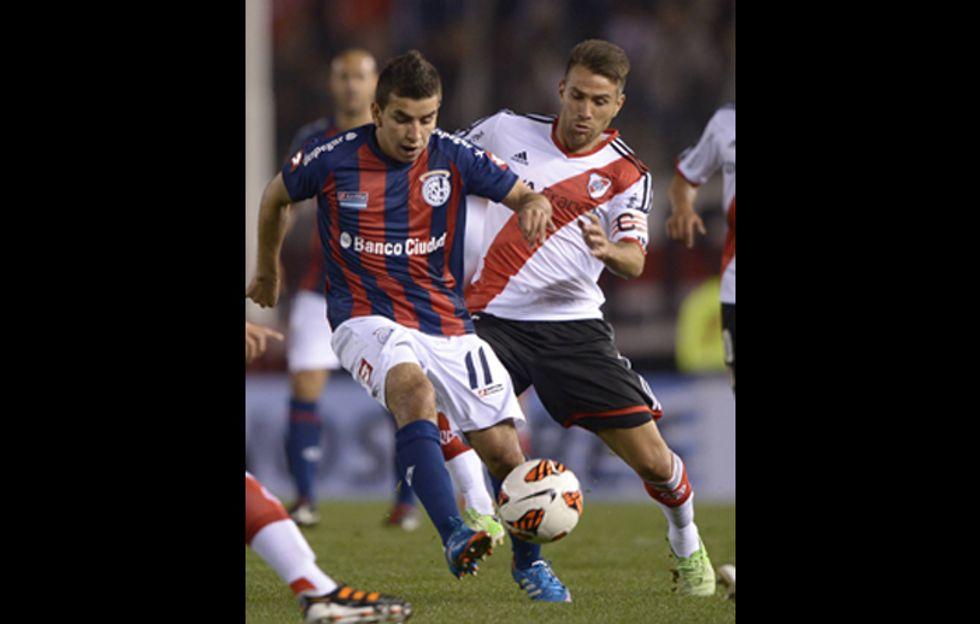 "La Juve ""spia"" Angel Correa"