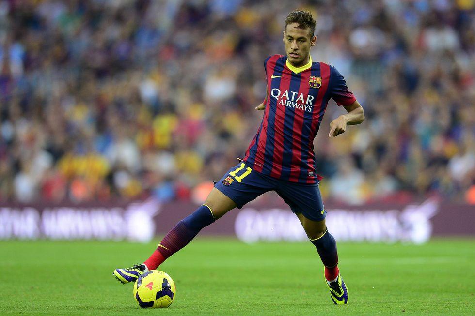 Neymar: rinnovo record con il Barcellona da 25 milioni a stagione