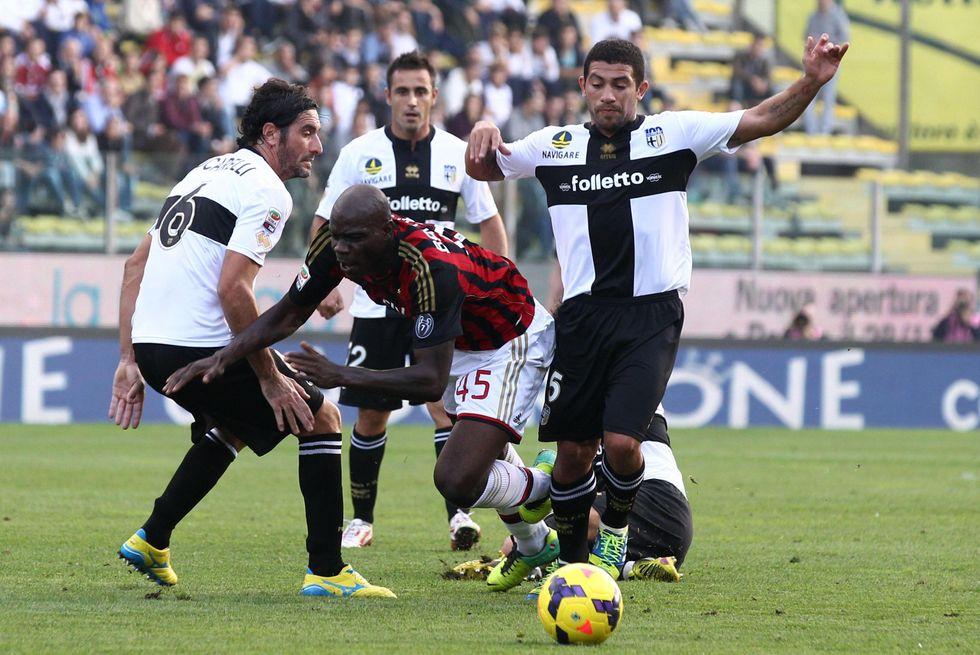 9° Giornata - Milan, senza Valeri potevi vincere