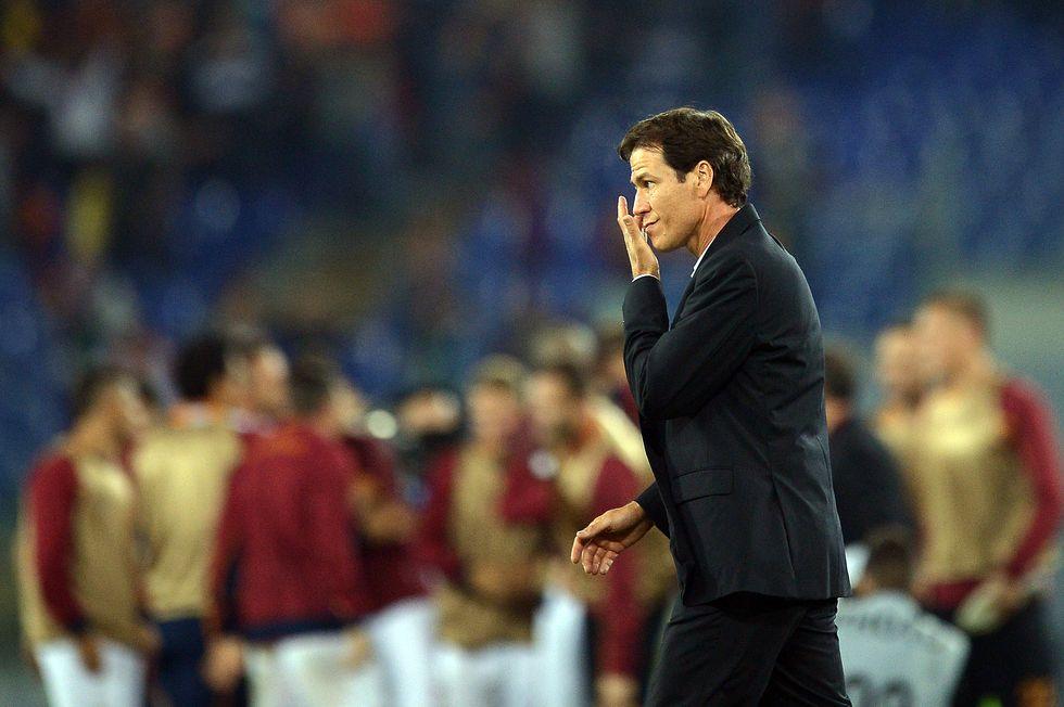 """Liguori: """"Tra Roma e Juve nessuna analogia. Noi vinciamo sul campo"""""""