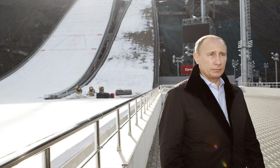 Sochi 2014, Olimpiadi ma non di democrazia