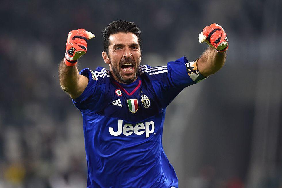 Gigi Buffon, una leggenda in 1000 partite: i numeri della sua carriera