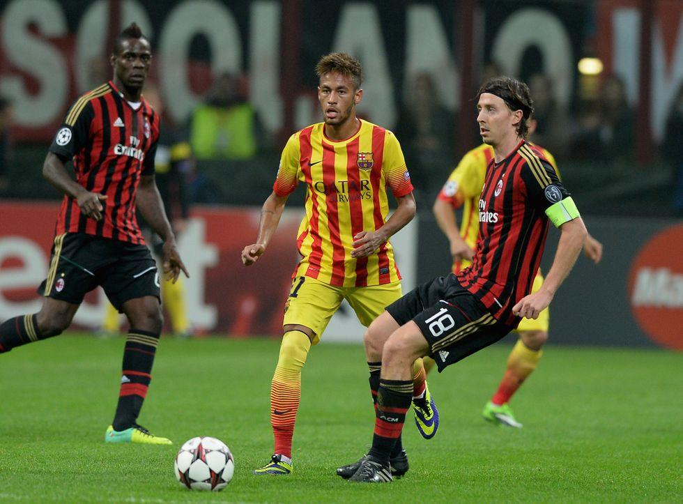 Messi e arbitro: Milan k.o. a Barcellona
