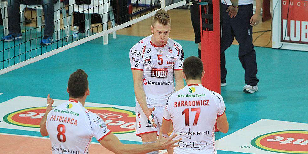Vittoria da incorniciare contro il Novosibirsk