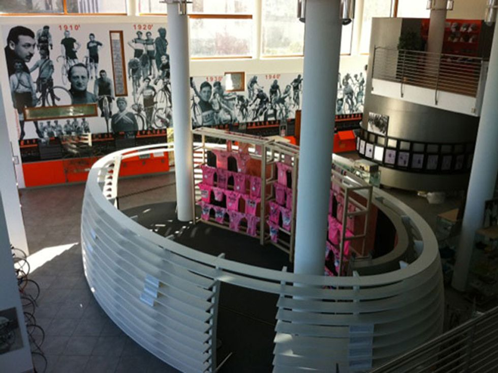 Ciclismo: chiude per sempre il Museo del Ghisallo?