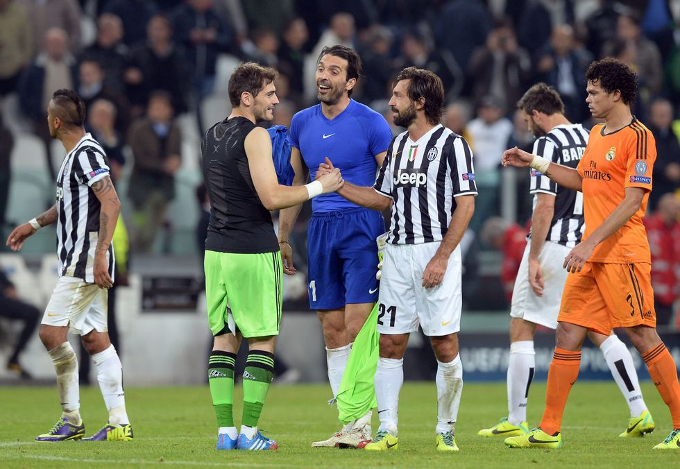 Juventus-Real Madrid: 2-2, la moviola