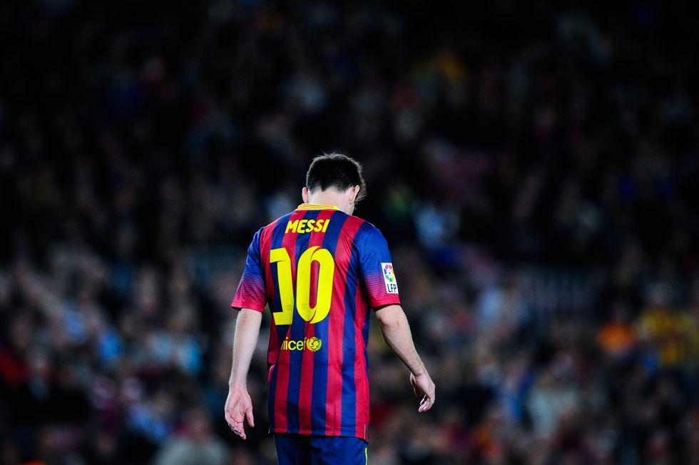 Coraggio Milan, c'è il peggior Messi della vita...