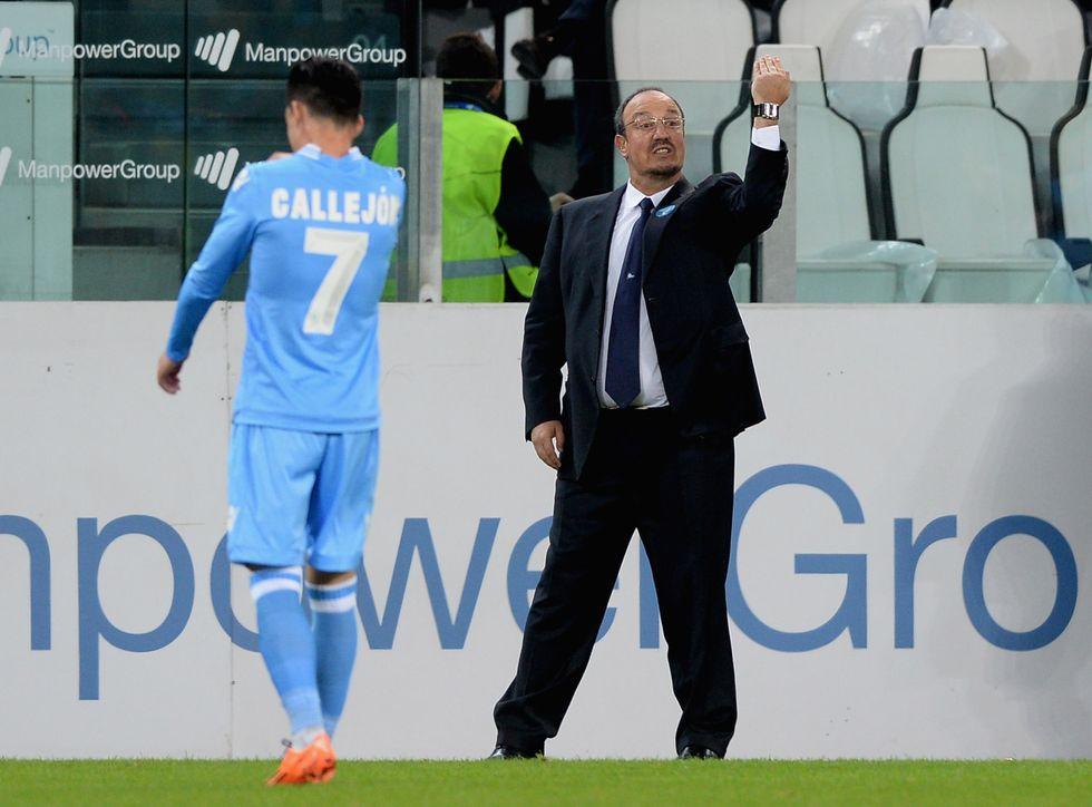 I 5 mali del Napoli di Benitez
