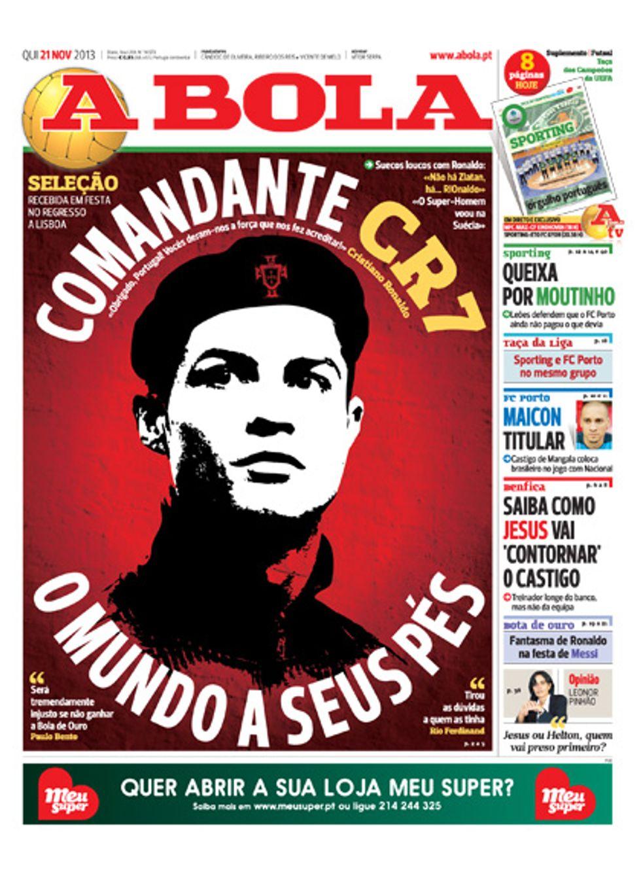 RASSEGNA - Comandante Ronaldo