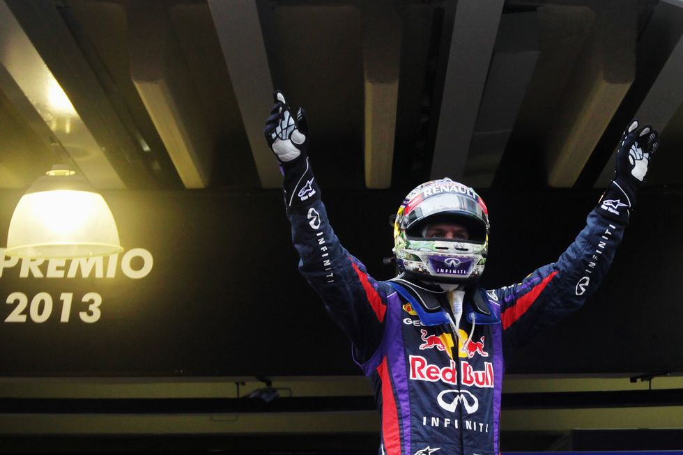 F1: gli Oscar 2013