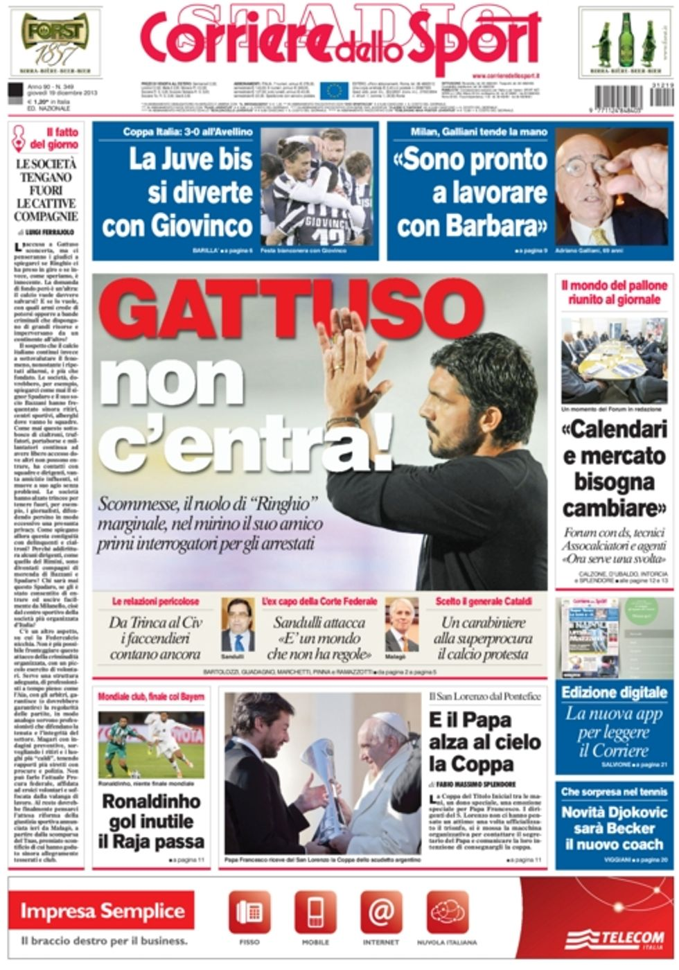 RASSEGNA - The day after