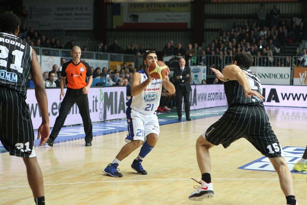 Benissimo a Varese, andiamo a Cibona per la vetta in Eurocup