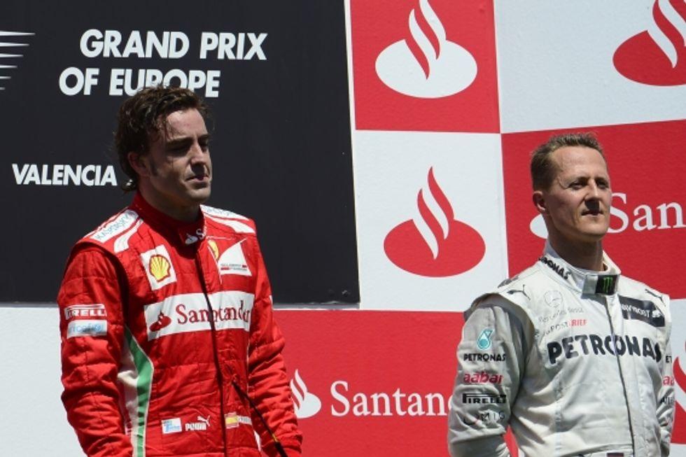 Schumacher, tutti i suoi record