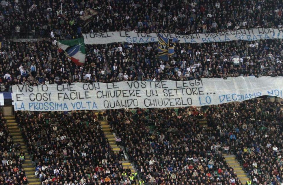 Sospensive e ritardi: il calcio italiano dimentica la tolleranza zero
