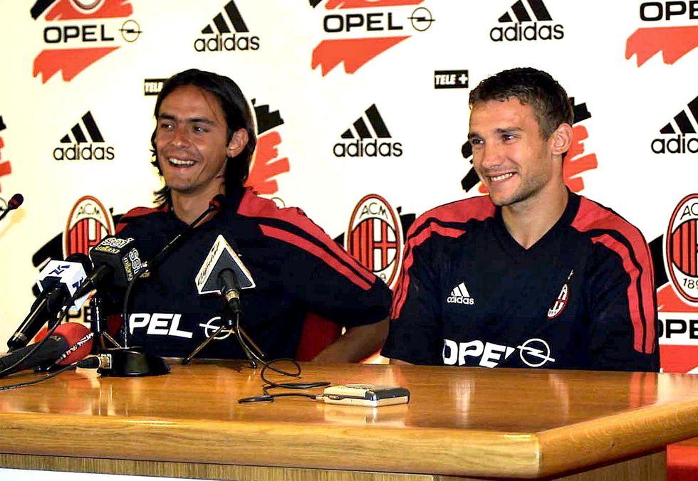 Inzaghi story: da Piacenza fino alla storia rossonera - FOTO