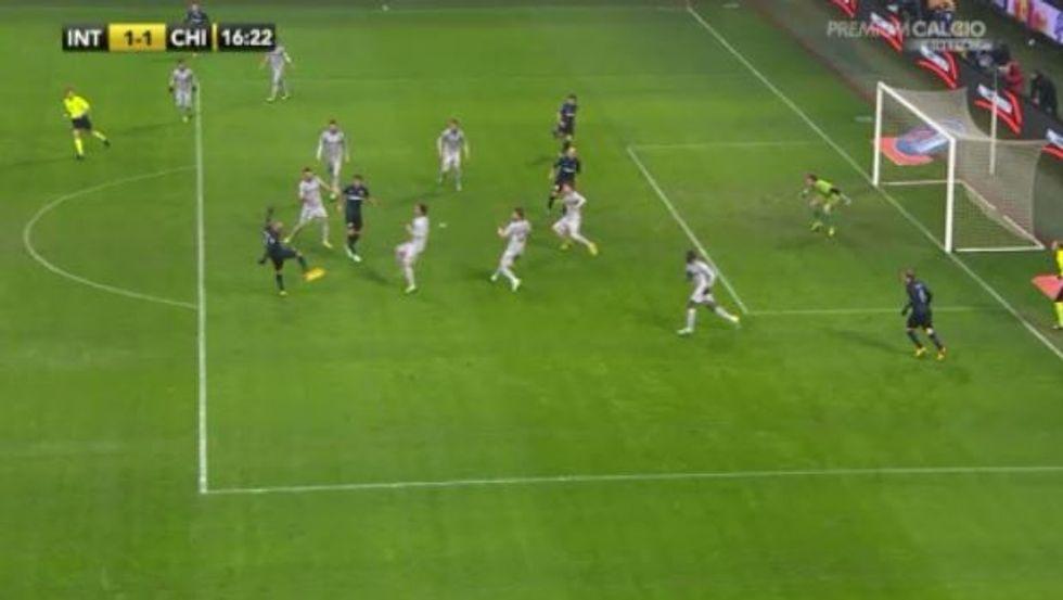 19° giornata - Rabbia Inter, mancano 2 punti