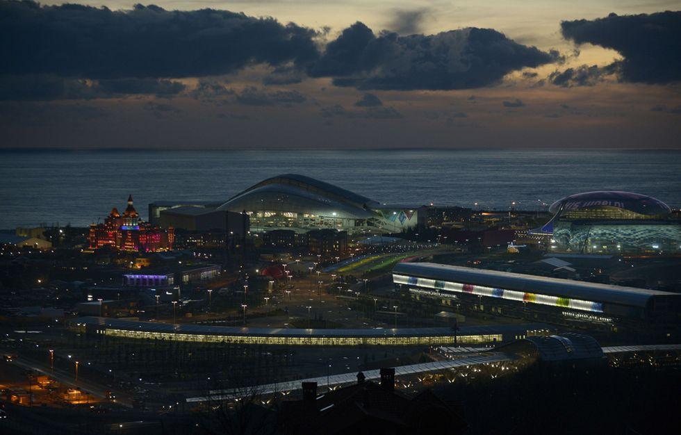 Sochi: un posto unico. A modo suo