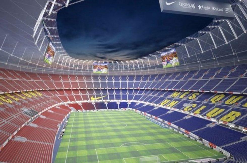 Il nuovo Camp Nou: 600 milioni per il sogno del Barca