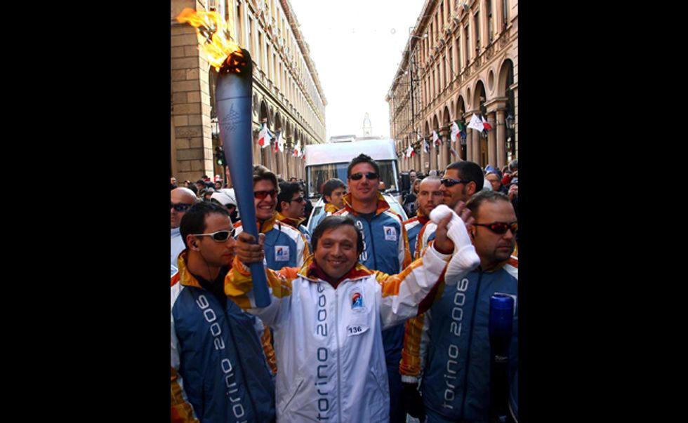 """Chiambretti: """"Torino? Migliore dopo i Giochi 2006"""""""