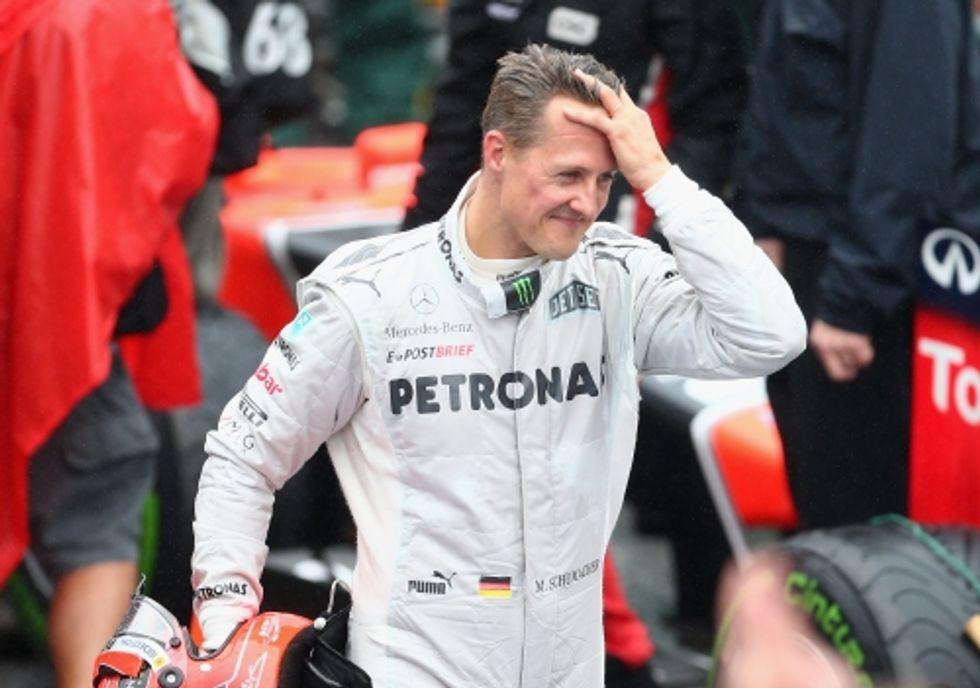Schumacher: avviato il processo di risveglio