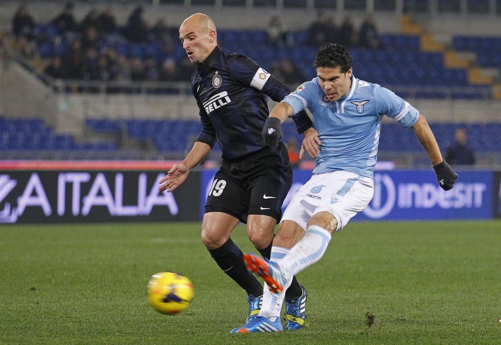 Hernanes è dell'Inter. Sfuma lo scambio Vucinic-Guarin