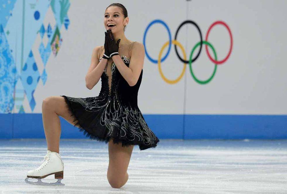 Sochi 2014, le bellezze in gara