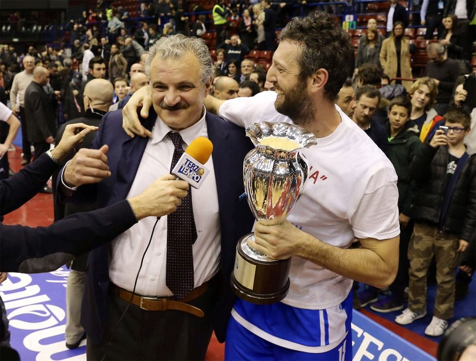 Coppa Italia a Sassari. L'analisi di Pianigiani