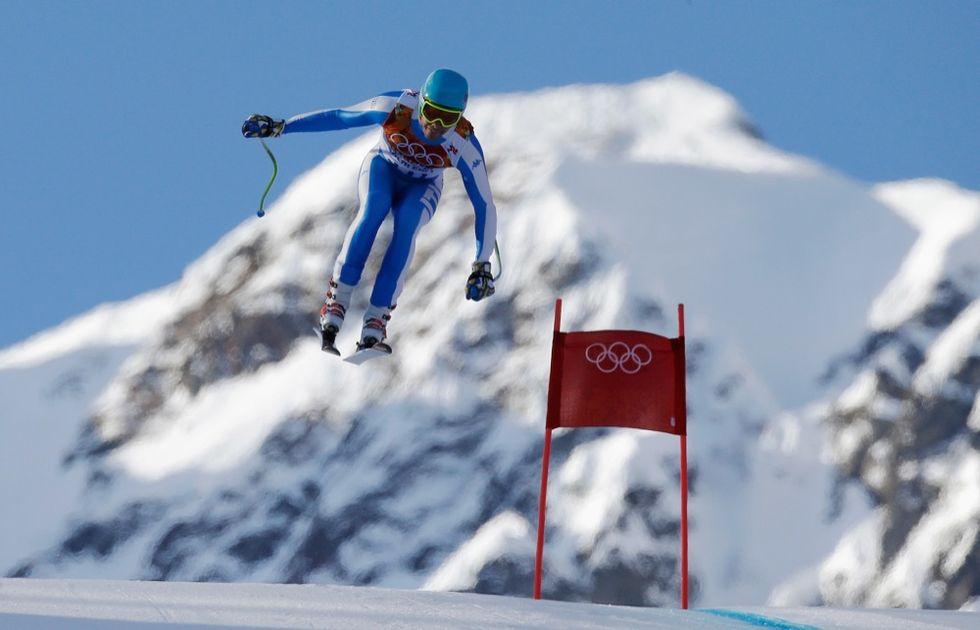 Sochi 2014: il bronzo di Innerhofer e le gare del 14 febbraio