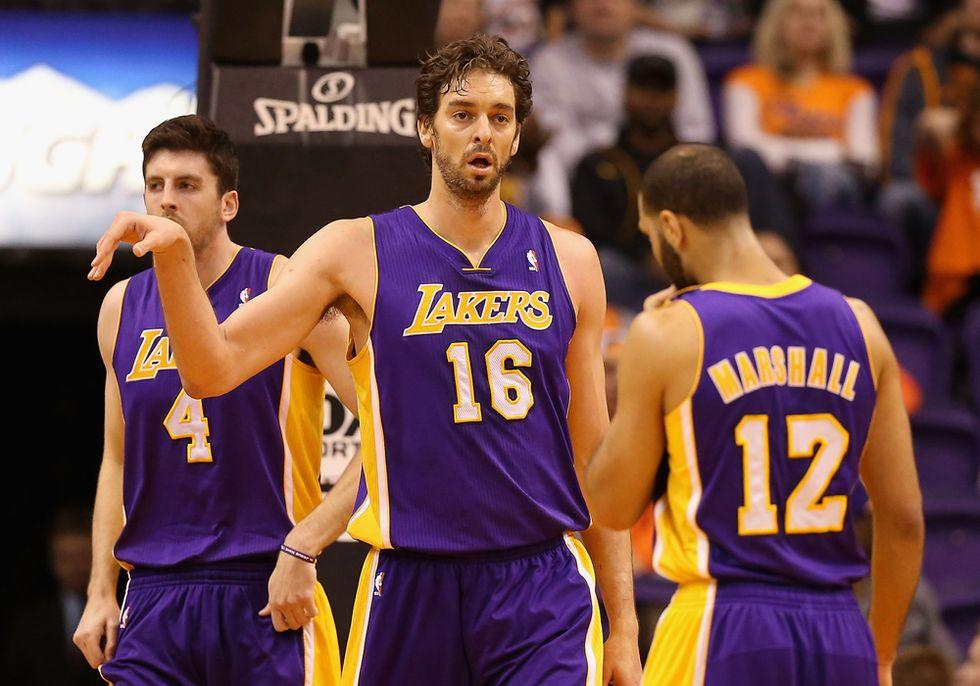 Nba: la crisi dei Lakers vista da Flavio Tranquillo