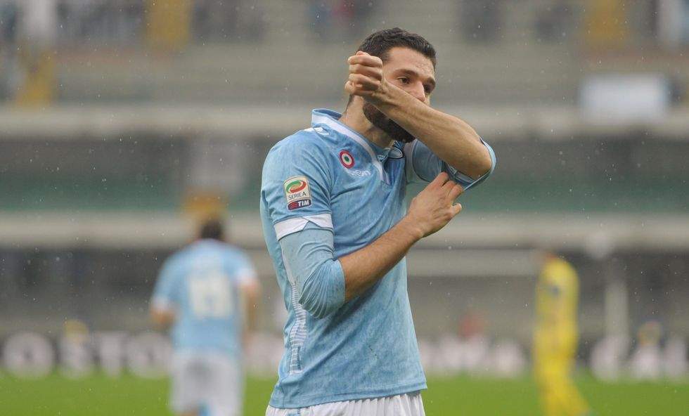 Il Napoli tenta di soffiare Candreva alla Lazio