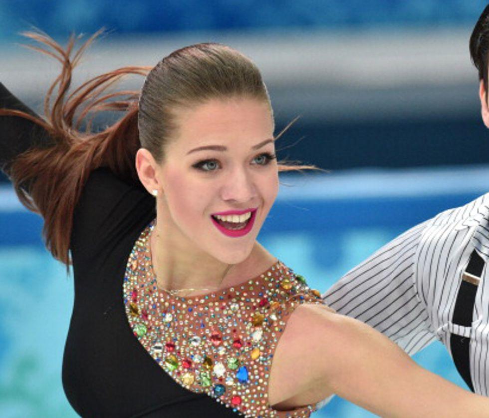 Le 10 atlete più belle di Sochi 2014