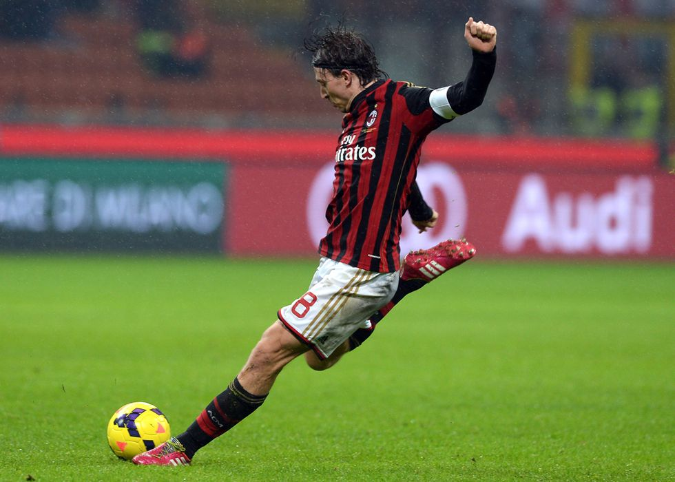 Milan: l'Atletico Madrid vuole Montolivo