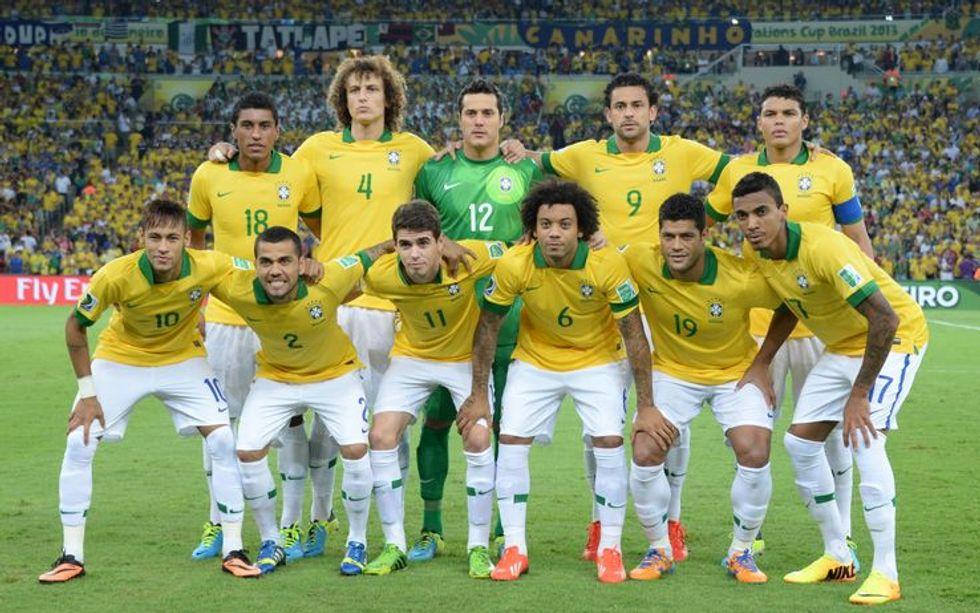 Gruppo A: il Brasile