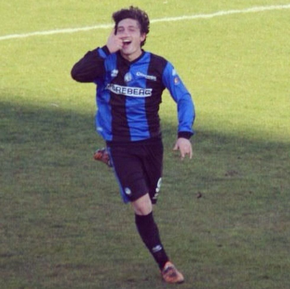 Lorenzo Pezzi: dall'Atalanta al calcio inglese?