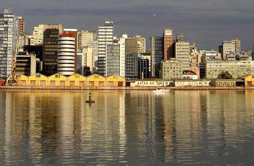 Le città di Brasile 2014: Porto Alegre