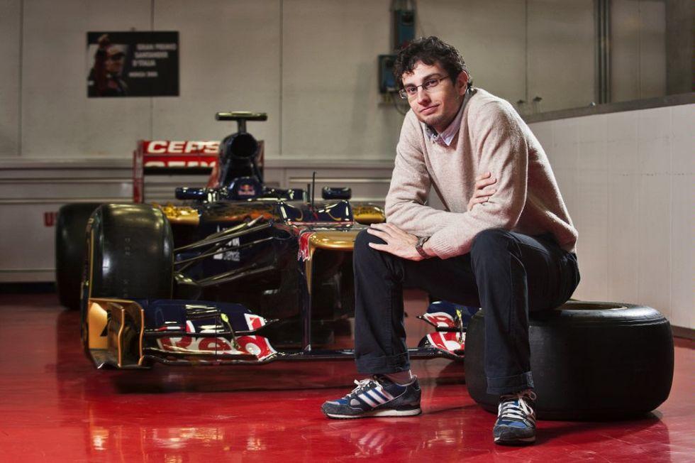 Vuoi lavorare in F1?